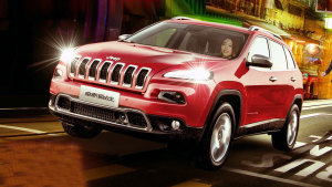 广汽菲克Jeep自由光 沙漠越野黑大众