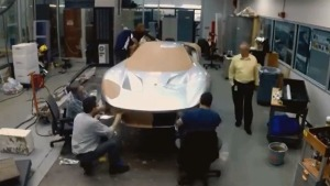 福特GT跑车传奇归来 技术深度解析