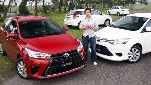 新款丰田致炫/威驰 媒体高速油耗测试