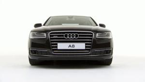 2016款奥迪A8行政级轿车 外观更加动感