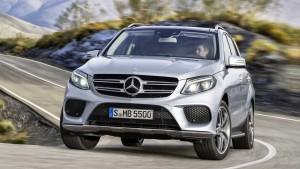 奔驰GLE级配备智能驾驶 舒适与安全兼得