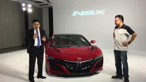解读讴歌NSX亮点 极速可达307km/h