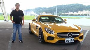 媒体评测奔驰AMG GT S 百公里加速3.8秒