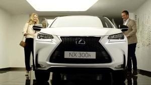 2016款雷克萨斯NX 选车如同挑女友