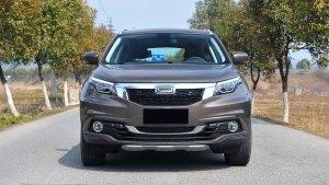2016款观致5 SUV 后备箱最大容量1500升