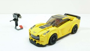 快速组装超级跑车 雪佛兰科尔维特Z06
