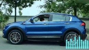 2016款观致5 SUV 配备11只Bose环绕音响