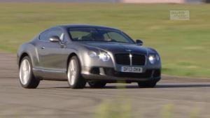 新款宾利欧陆GT Speed 最大功率590马力