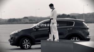 2017款起亚K5 GT/KX5 广告拍摄花絮