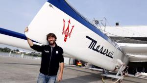 玛莎拉蒂Levante 并肩MULTI70扬帆起航
