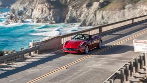 法拉利California T 穿越加州一号公路
