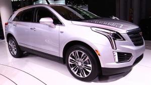 2016款凯迪拉克XT5 新美式都会SUV