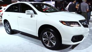 2016款讴歌RDX 重新定义豪华SUV新格局