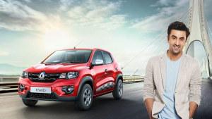 雷诺KWID微型跨界SUV 新增1.0L发动机
