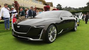 凯迪拉克Escala概念车 全新设计方向