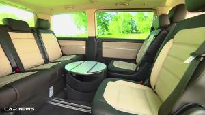大众全新迈特威内饰 座舱设计灵活便捷