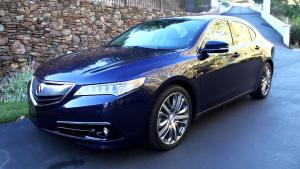 2016款讴歌TLX 搭载3.5L V6发动机