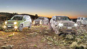 纯正SUV血统 Jeep75周年致敬版车型来袭