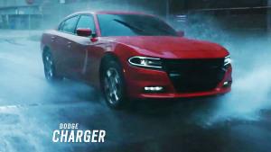 道奇Charger雨中狂奔 配AWD全时驱动