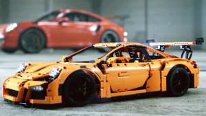 组装梦想战车 全新保时捷911 GT3 RS