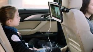 全新马自达CX-9 iPad配件丰富行车生活