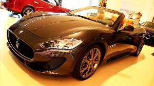 2016款玛莎拉蒂GC运动版 奢华气质出众