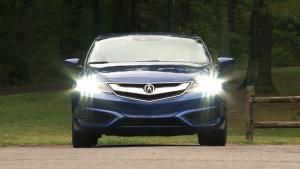 2017款讴歌ILX 入门级豪华轿车