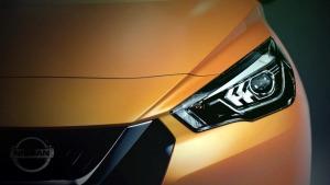 2016巴黎车展 日产全新玛驰即将首发