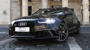 2017款奥迪RS6性能版 动力可达605马力