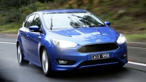媒体澳洲试驾 全新福特福克斯1.5T车型
