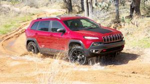 Jeep自由光Trailhawk 从容应对多路况