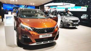 2016巴黎车展  全新标致3008GT正式发布