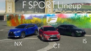 雷克萨斯F Sport系列 街头漂移涂鸦创作