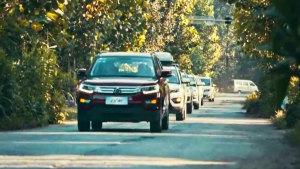 百车千城万里行 长安CX70展现越野气质
