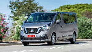 日产NV300厢式货车 装载空间宽裕