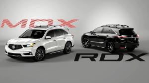 讴歌MDX/RDX豪华SUV配件 丰富业余生活