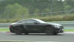 新款宾利欧陆GT亮相 或搭添越同款引擎