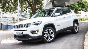 全新一代Jeep指南者 配备8.4英寸液晶屏