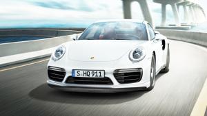 全新保时捷911 Turbo S 爆发580匹马力