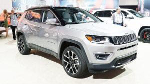2016洛杉矶车展 全新Jeep指南者来袭