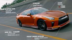 2017款日产GT-R 设计师解读新车亮点