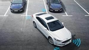 2017款新蒙迪欧 搭载主动泊车辅助系统