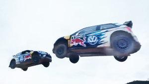 难以置信 大众汽车退出WRC拉力锦标赛