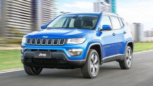 全新款Jeep指南者展示 配6MT变速箱