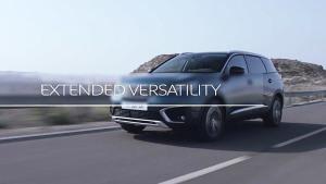 7座中型SUV标致新款5008 多功能性强