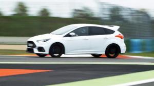 福特福克斯RS 霸气小钢炮赛道狂飙