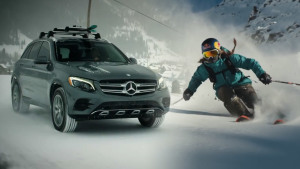 2016款奔驰GLC 300 轻松应对极寒气候