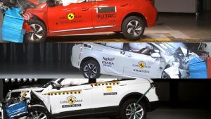 E-NCAP碰撞测试 2016年获五星安全车辆