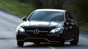 全新奔驰AMG C63 S 百公里加速仅4秒