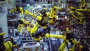 2017款现代i30 深度探秘高科技工厂